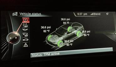 Tire Pressure Programming