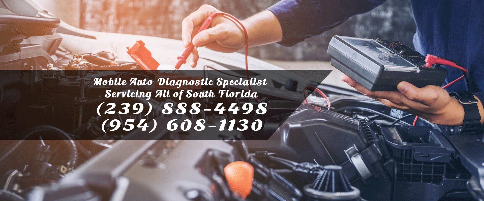 Accurate Auto Solutions Service Banner